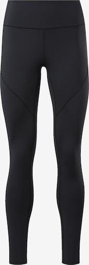 REEBOK Sporthose in schwarz, Produktansicht