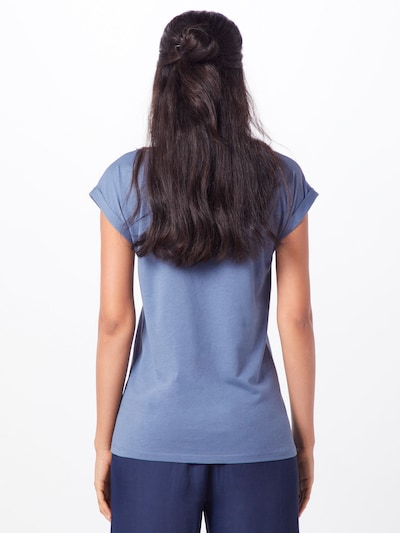 Iriedaily T-shirt 'Skateowl 2' en bleu ciel: Vue de dos