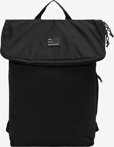 Forvert Rucksack 'Drew' in schwarz, Produktansicht
