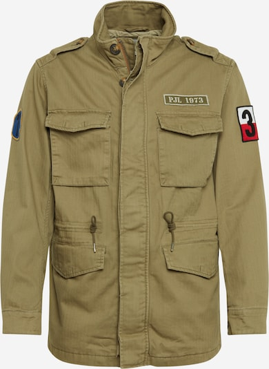 Pepe Jeans Jacke 'LYD' in khaki, Produktansicht