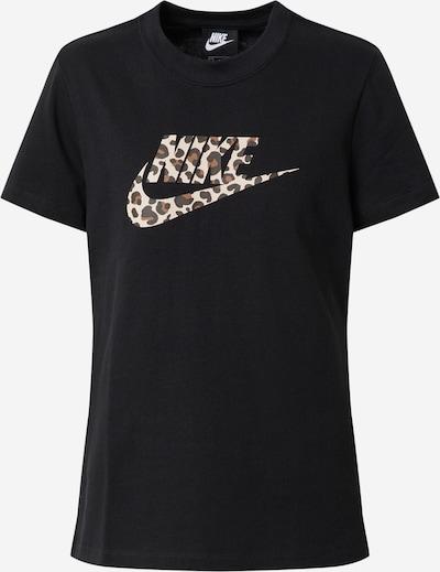 Nike Sportswear Shirt in schwarz, Produktansicht