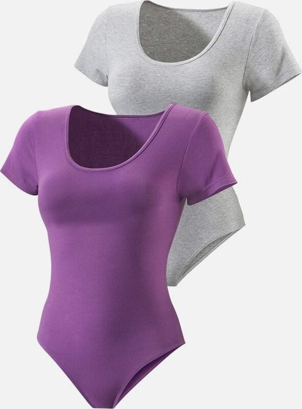 VIVANCE T-Shirt-Body (2 Stck.)