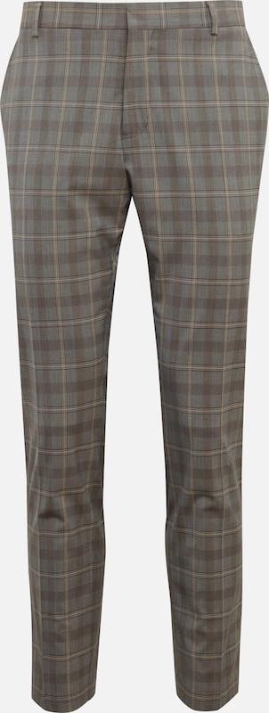 SELECTED HOMME Pantalon 'RICLOGAN' in de kleur Sand, Productweergave