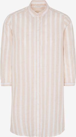 ETERNA Blusenkleid in Beige