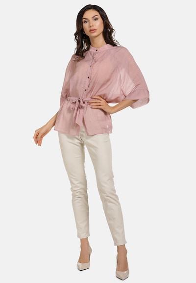 faina Bluza u puder roza: Prednji pogled