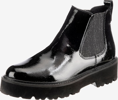 JANE KLAIN Chelsea Boot in schwarz, Produktansicht