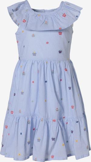 happy girls Kleid in blau, Produktansicht