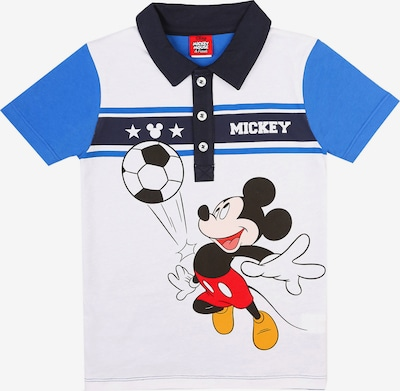 DISNEY Disney Mickey Mouse & friends T-Shirt in blau, Produktansicht