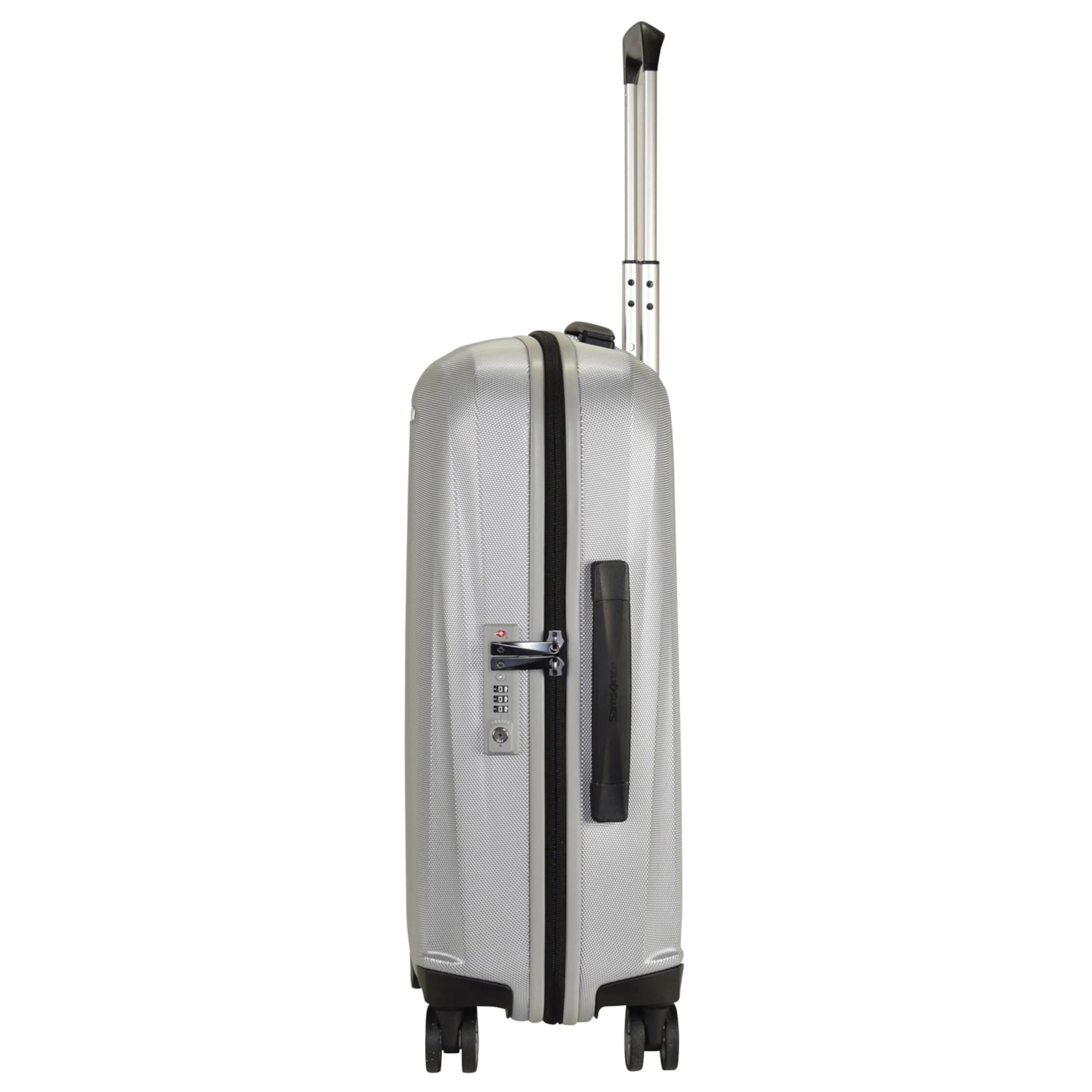 Samsonite Trolley Samsonite Trolley SchwarzSilber In In SchwarzSilber Trolley Samsonite wnNm80v