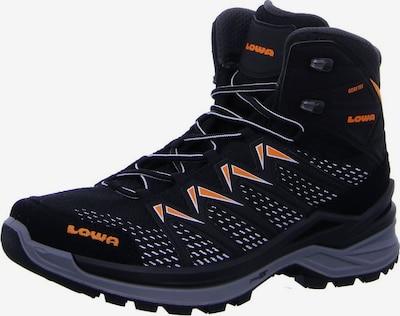 LOWA Boots 'GTX INNOX PRO MID' in de kleur Sinaasappel / Zwart, Productweergave