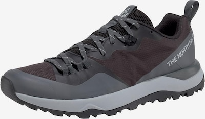 THE NORTH FACE Wanderschuh in kastanienbraun / grau / schwarz, Produktansicht