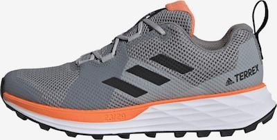 adidas Terrex Laufschuh in grau / orange, Produktansicht