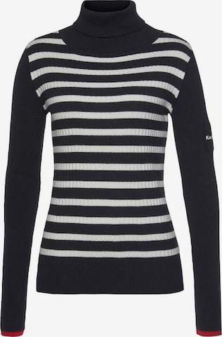 KangaROOS Sweater in Black