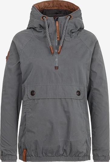 naketano Prechodná bunda - tmavosivá, Produkt