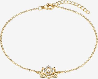 Rafaela Donata Armband in gold: Frontalansicht