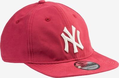 NEW ERA Cap ' 9TWENTY MLB Light New York Yankees  ' in hellrot, Produktansicht
