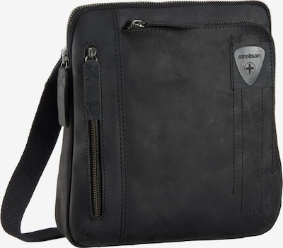 STRELLSON Laptoptas ' Richmond Shoulderbag SV ' in de kleur Zwart, Productweergave