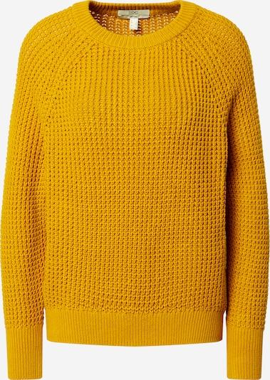 EDC BY ESPRIT Pullover in gelb, Produktansicht