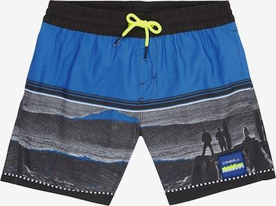 O'NEILL Zwemshorts 'THE POINT' in de kleur Blauw / Zwart, Productweergave