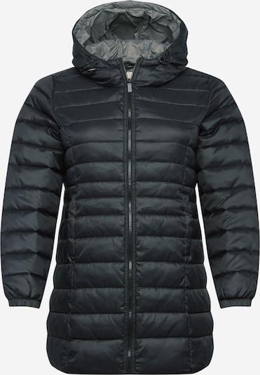 ONLY Carmakoma Tussenjas in de kleur Zwart, Productweergave