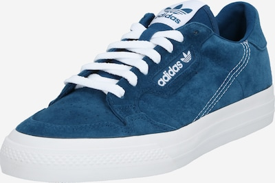 ADIDAS ORIGINALS Baskets basses 'CONTINENTAL VULC' en bleu foncé, Vue avec produit