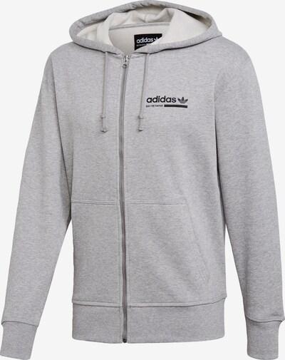 ADIDAS ORIGINALS Sweatshirt 'Kaval' in grau, Produktansicht