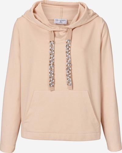 heine Sweatshirt mit Kapuze in nude, Produktansicht
