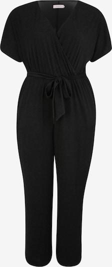 ONLY Carmakoma Jumpsuit 'CARDICTE' in de kleur Zwart, Productweergave