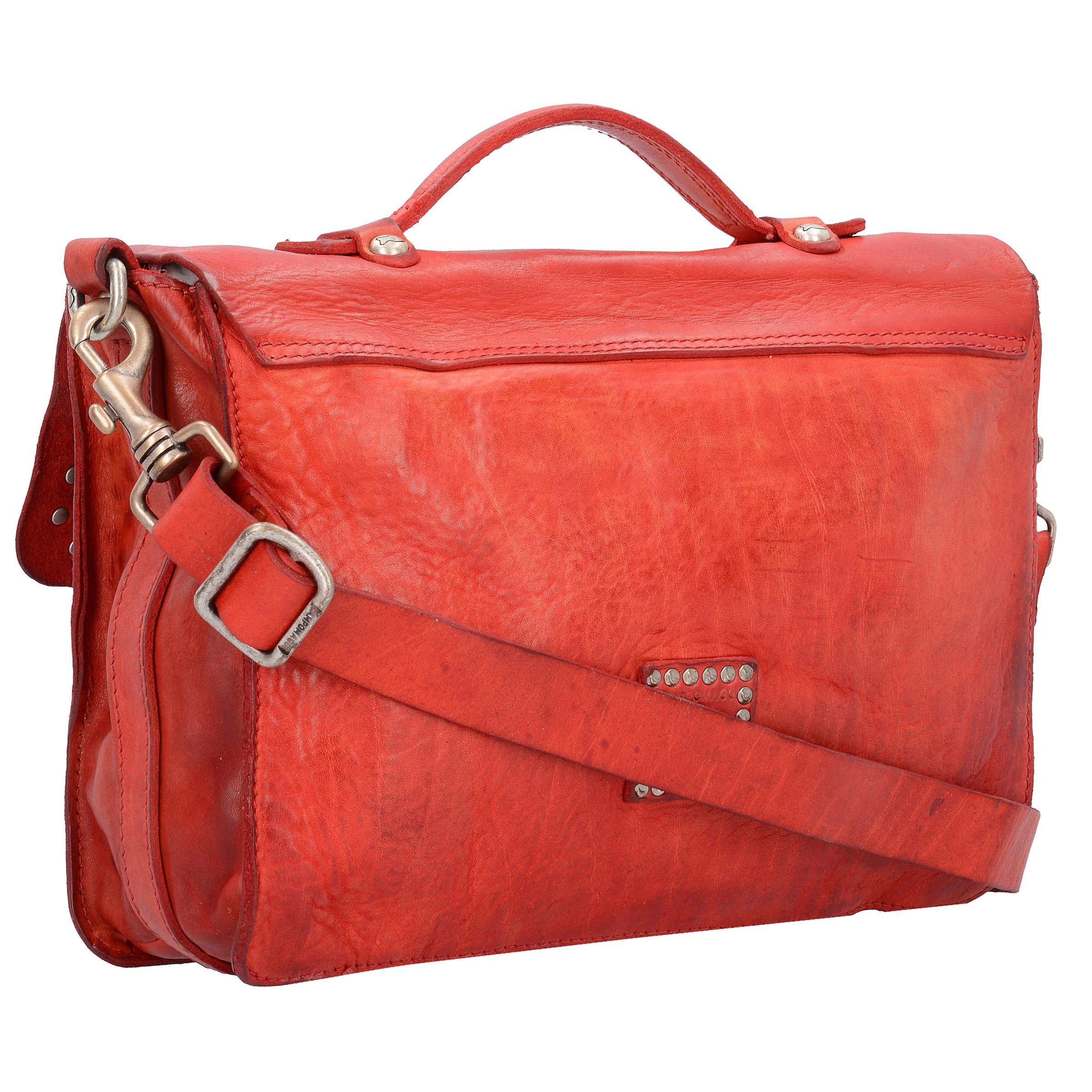 Campomaggi Traditional Lichene Messenger Umhängetasche Leder 30 cm Freies Verschiffen Begrenzte Ausgabe hb2Kf