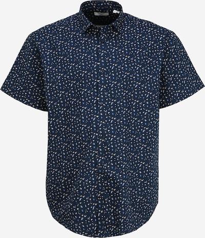 JACK & JONES Hemd in nachtblau / mischfarben, Produktansicht