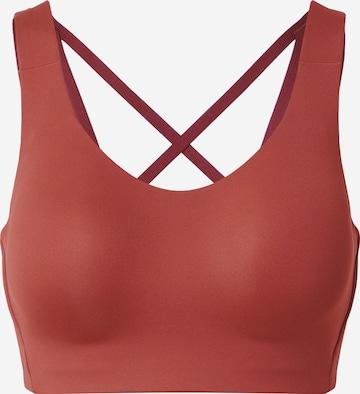 ADIDAS PERFORMANCE Spordirinnahoidja 'SFI ALPHA BRA', värv punane