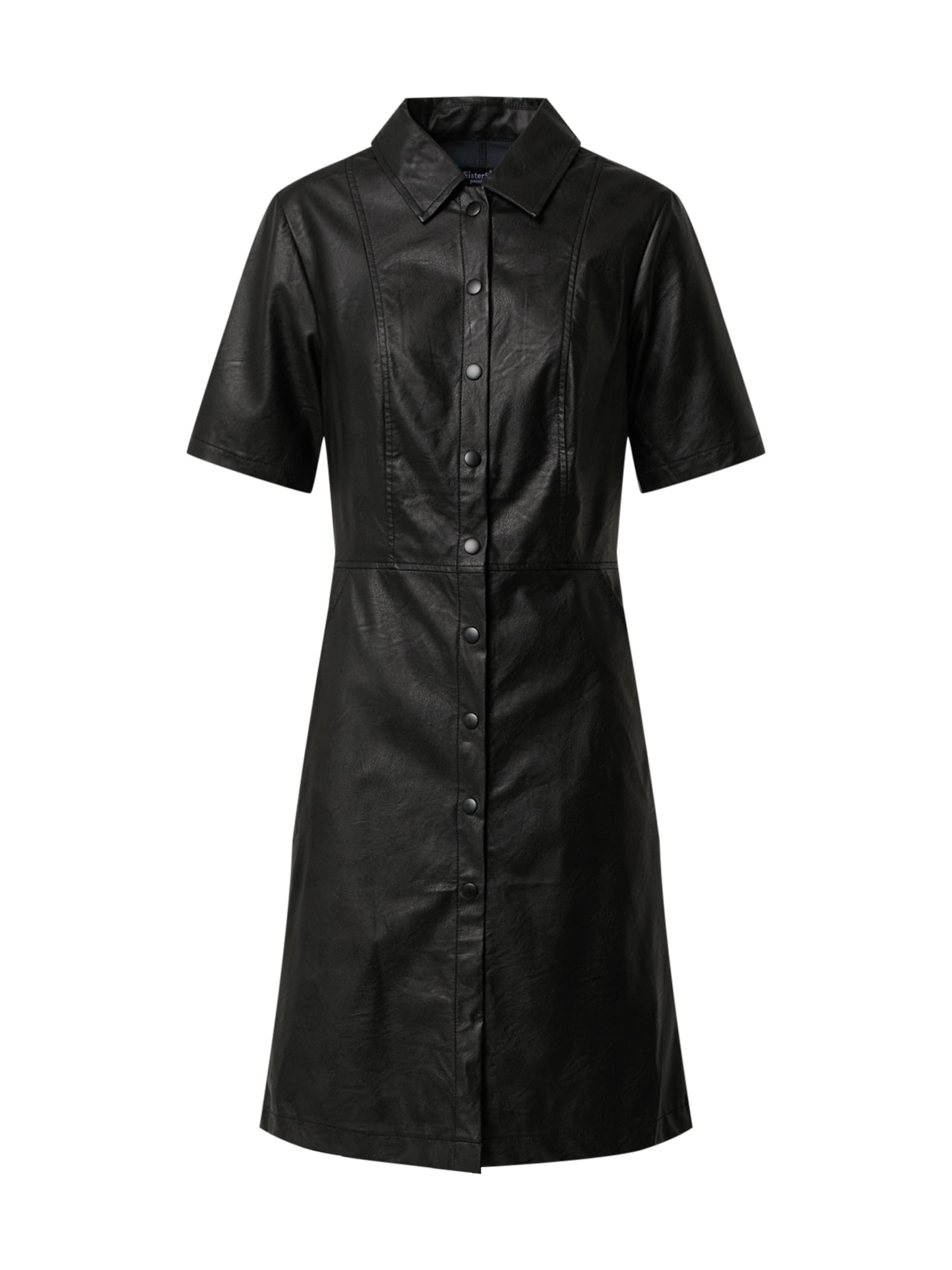 SISTERS POINT Skjortklänning i svart