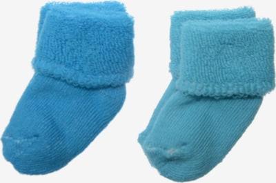 LILIPUT Babysocken 2er-Set Erstlings aus kuschelweicher Baumwolle in blau, Produktansicht