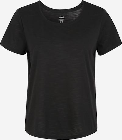 Casall Functioneel shirt in de kleur Zwart, Productweergave