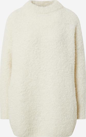 AMERICAN VINTAGE Oversized trui 'ATABURY' in de kleur Crème, Productweergave