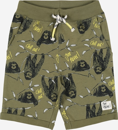 Kelnės 'NMMHANG' iš NAME IT , spalva - rusvai žalia, Prekių apžvalga