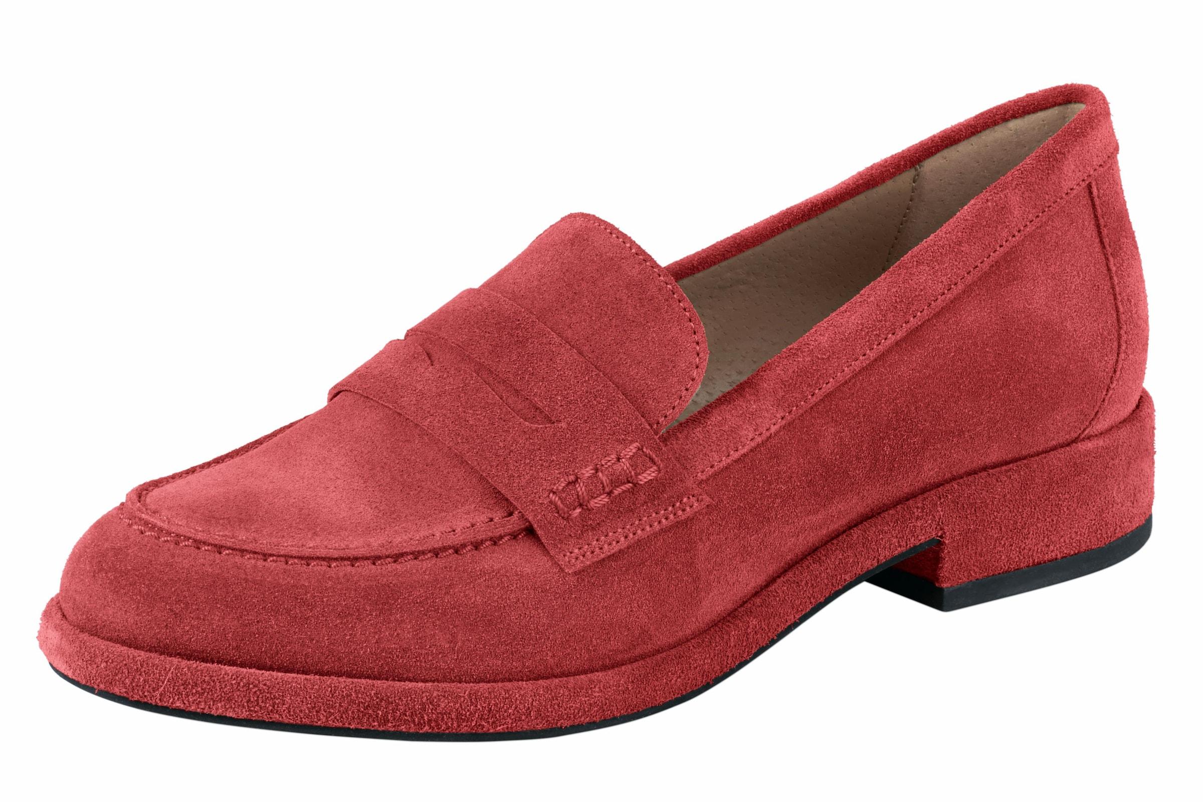 heine Slipper im Penny-Loafer-Style Günstige und langlebige Schuhe