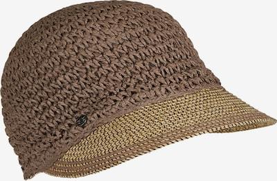 LOEVENICH Hut in beige / grau, Produktansicht
