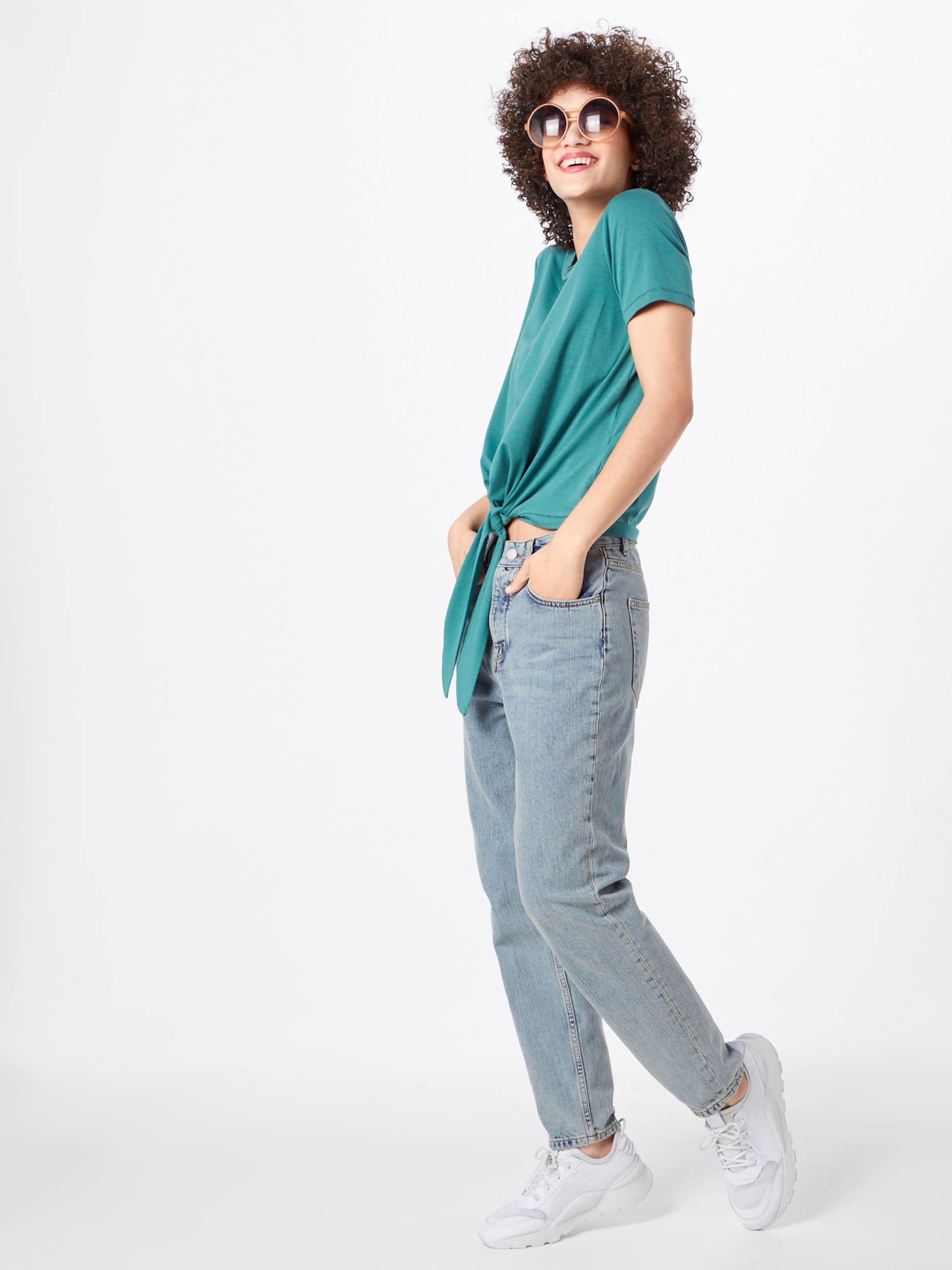 Shirt Pastellblau Shirt 'stephanie' Object In Object c3q4RLA5j
