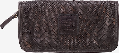 Campomaggi Portemonnaie in dunkelbraun, Produktansicht