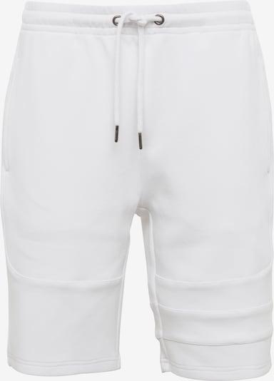 Pantaloni 'Heavy Pique Shorts' Urban Classics pe alb, Vizualizare produs