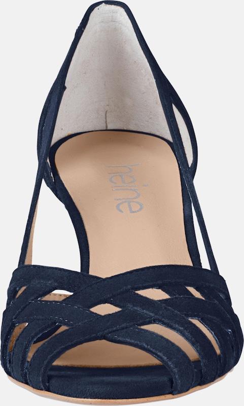 Sandale En Daim Heine