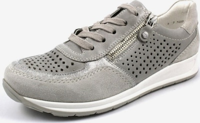 ARA Sneaker in beige: Frontalansicht