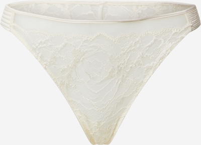 Slip 'BRAZILIAN' Calvin Klein Underwear pe alb, Vizualizare produs