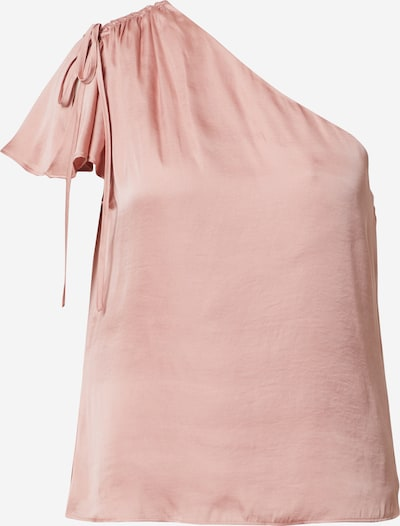 Banana Republic Top 'ONE SHOULDER RUFFLE TOP' in puder, Produktansicht