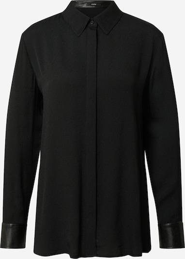 Someday Bluse 'Zeyda' in schwarz, Produktansicht