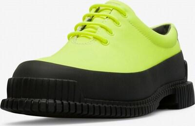 CAMPER Elegante schuhe ' Pix ' in neongrün / schwarz, Produktansicht