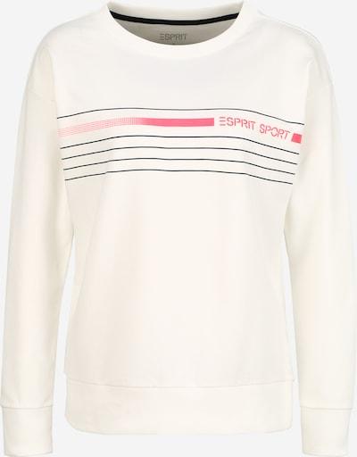 ESPRIT SPORTS Sportsweatshirt in offwhite, Produktansicht