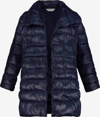 Rudeninis-žieminis paltas 'Steppmantel mit Gürtel' iš Studio Untold , spalva - mėlyna, Prekių apžvalga