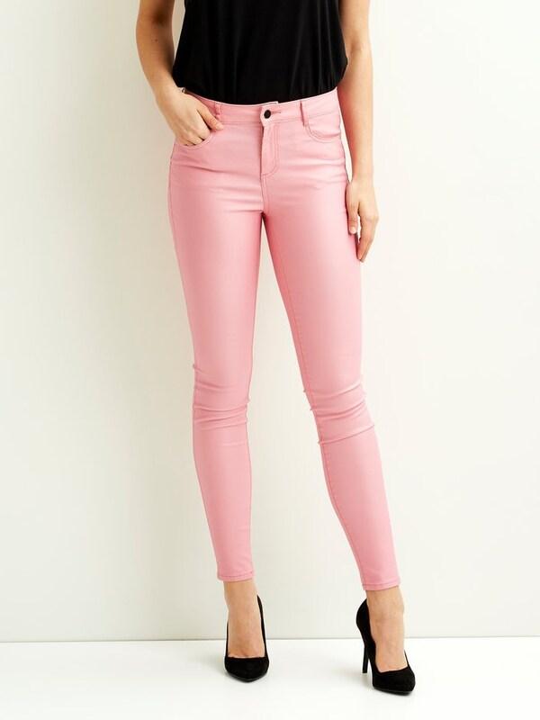 VILA Beschichtete Jeans